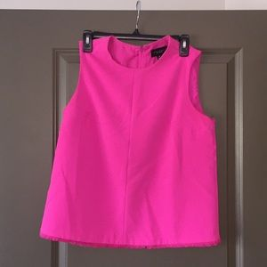 Victoria Beckham for Target Tops - EUC hot pink top